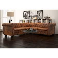 divani per salotti vidaxl divano divani per salotto salone chersterfield 5 posti