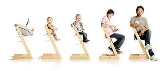 chaise haute bebe bois comment choisir la chaise haute de bébé