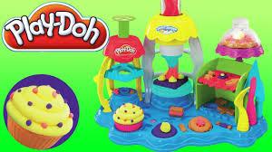 pate a modeler cuisine toys pâte à modeler cupcakes et glaçages gourmands jouet pour les