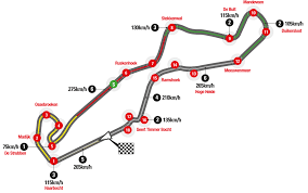 Circuit Of The Americas Track Map by Repsol Honda Team Head To The Netherlands Looking To Fight For The