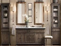Unfinished Bathroom Vanities Restoration Hardware Bathroom Vanity Using Exciting Graphics As