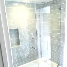 bathrooms with subway tile ideas subway tiles shower best white subway tile shower ideas on white