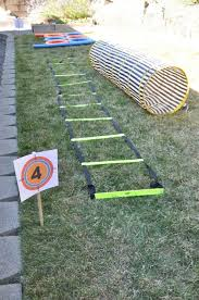 Backyard Obstacle Course Ideas Backyard Farming Obstacles Obstacle Course On Pinterest Backyard