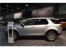 2017 land rover discovery sport pictures angular front u s