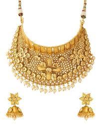 colored necklace set images Buy designer necklace sets traditional beige colored kundan jpg