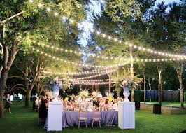 outdoor wedding reception ideas garden wedding reception decor unique hardscape design
