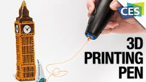 3doodler 3d printing pen 2 a 3d printing pen that draws in the air 3doodler at ces 2014