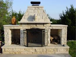 Outdoor Fireplace Outdoor Fireplaces Austin Outdoor Living