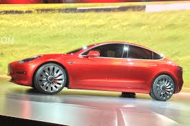 nissan leaf vs tesla model 3 tesla model 3 electric sedan revealed