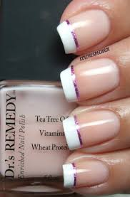 french maniküre 5 besten french nails french pedicure and pink