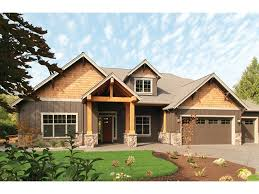 2 craftsman house plans eplans craftsman house plan three bedroom craftsman 2735