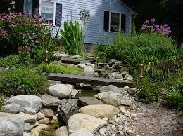wiseacre gardens rocks