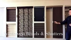 patio doors treatments for sliding glass doors drapery street