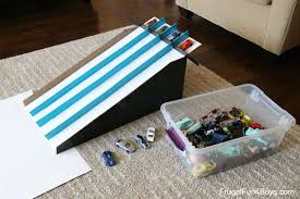 box car for kids how to make a cardboard box race track for wheels cars