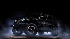 jeep rubicon blacked out 2014 jeep wrangler dragon edition roaring into showrooms this fall