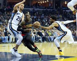 taurean prince shines as hawks dominate grizzlies en route to
