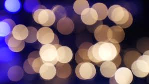 1080p sparkling lights on a background stock footage