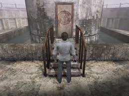 halo of the sun silent hill memories