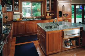 cherry wood kitchen cabinets houzz exquisite kitchen decoration
