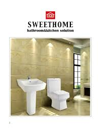 sweethome bathroom