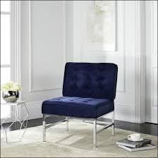 Blue Velvet Accent Chair Bedroom Chairs Navy Blue Velvet Chair The Secrets To Navy