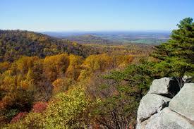 Appalachian Trail Map Virginia by Appalachian Trail To Raven Rocks North Blue Ridge Area Va Wv