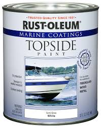 amazon com rust oleum 207000 marine topside paint semi gloss