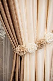 Curtain Holdback Ideas Best 25 Brown Curtain Tiebacks Ideas On Pinterest Diy Curtains