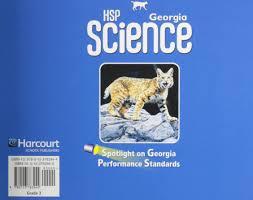 harcourt publishers science georgia ga spotlight