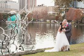 wedding photography orlando intimate wedding photography lake eola orlando
