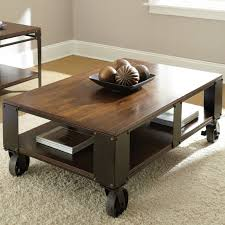 steve silver co sherlock lift top cocktail table with casters