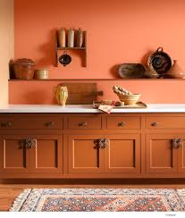 best 60 rustic orange paint design ideas of best 25 burnt orange