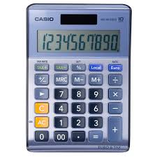 calculatrice bureau calculatrice de bureau casio ms 100 ter 10 chiffres calculatrices