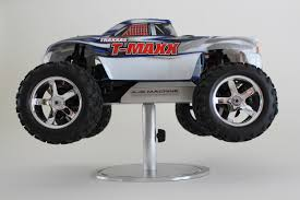 traxxas monster jam rc trucks ajs machine updated traxxas t maxx stand rc truck stop