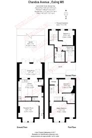 4 bed terraced house for sale in chandos avenue london w5