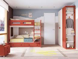 chambre fille avec lit superposé chambre enfant collection et personnalisable so nuit