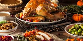 thanksgiving dinner reservations in sonoma county 2016