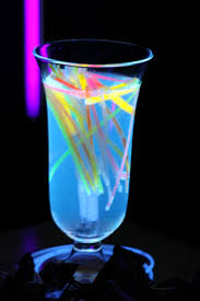 black light party centerpiece tonic water glows in the dark easy