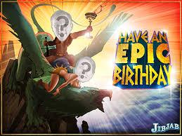 jibjab birthday card an epic birthday ecard personalized