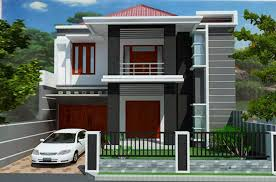 minimalist house design level two desain rumah minimalis dua house minimalist house design