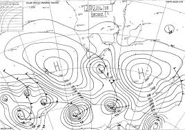 Weather Map Symbols Sa Weather And Disaster Observation Service Sa Sea Level Synoptic