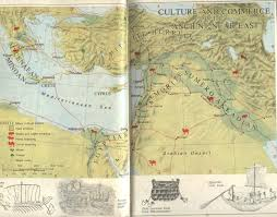 Ancient Middle East Map by Tin Road To Ancient Near East And Ancient Indian Vernacular