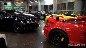 lexus lfa joe macari the best supercar showroom in the world alain class dubai
