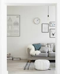 style house canapé déco salon sublime idee deco salon style scandinave couleur murs