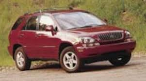 2000 lexus rx300 reviews 2000 lexus rx300 reviews and rating motor trend