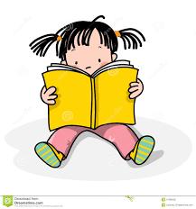 kids reading clipart u2013 101 clip art