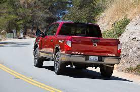 nissan truck titan red 2017 nissan titan first drive