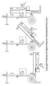 black friday log splitter powerhorse 3 pt horizontal vertical log splitter u2014 22 tons log