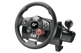 gaming steering wheel logitech driving gt racing wheel controller pc