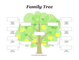 fathers adoptive family tree template